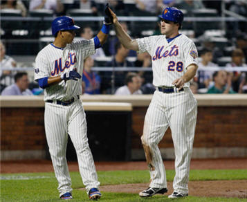Here's what Daniel Murphy and Ruben Tejada look like.