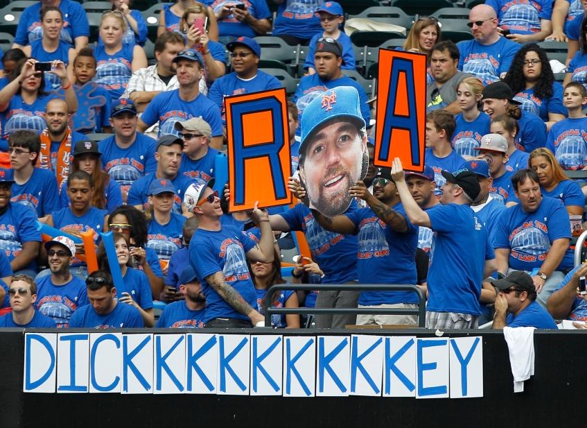 Hooray for R.A. Dickey.