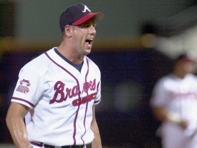 John Rocker. (PHOTO: Erik S. Lesser/AP Photo)