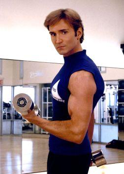 John_Basedow_Weight_Lifting
